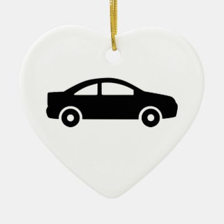 Car vehicle christmas ornament