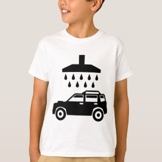 Car was b/w vector T-Shirt