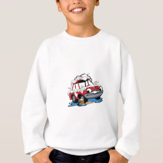 Car Wash Sweatshirt