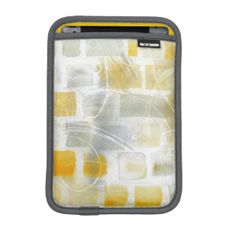 Caracalla I Abstract Print | Sue Schlabach iPad Mini Sleeve