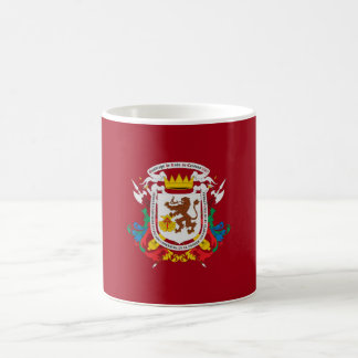 caracas city flag venezuela symbol coffee mug