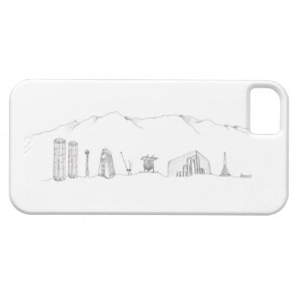 Caracas Line iPhone CASE