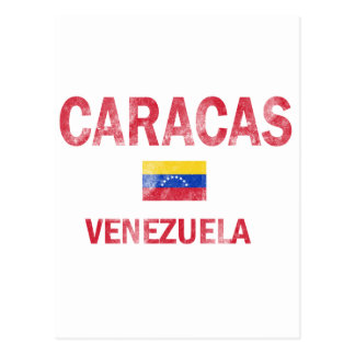 Caracas Venezuela Designs Postcard
