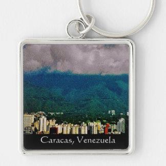 Caracas, Venezuela Key Ring