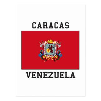 Caracas Venezuela Postcard