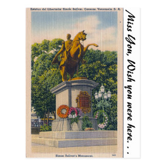 Caracas Venezuela Postcards