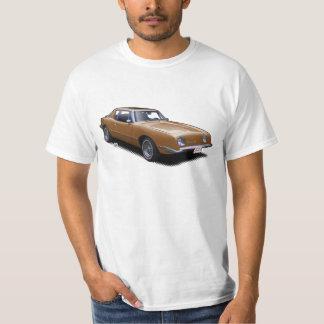 Caramel AvanTee Classic American Car T-Shirt