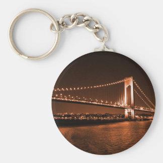 Caramel-cola Bridge keychain
