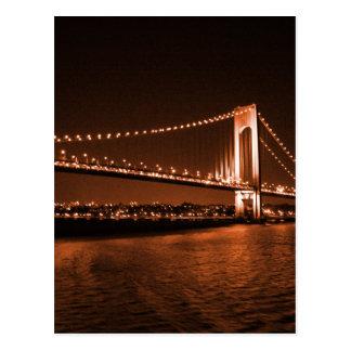 Caramel-cola Bridge postcard