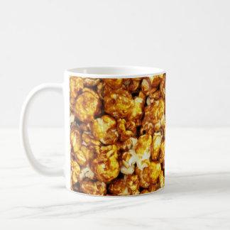 Caramel corn coffee mug