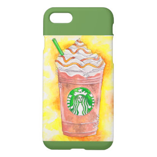 Caramel Frappuccino iPhone 8/7 Case