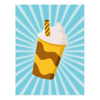 Caramel Milkshake Postcards