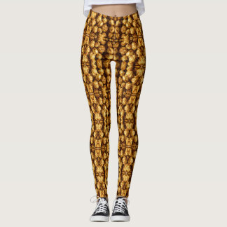 Caramel Popcorn Leggings