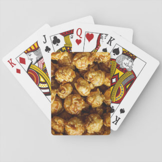 Caramel Popcorn Playing Cards