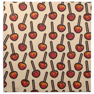Caramelized Apples Napkin