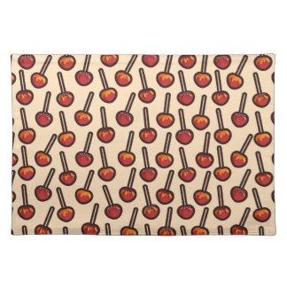 Caramelized Apples Placemat
