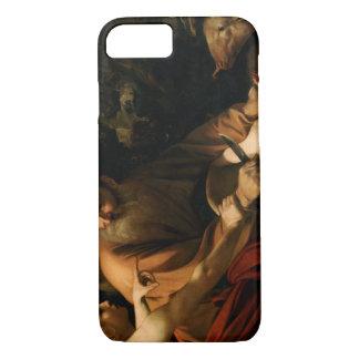 Caravaggio - Sacrifice of Isaac iPhone 7 Case
