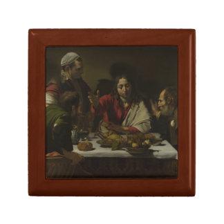 Caravaggio - Supper at Emmaus Gift Box