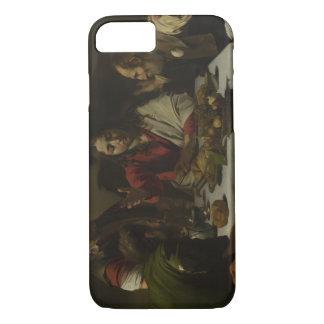 Caravaggio - Supper at Emmaus iPhone 7 Case