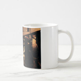 Caravaggio The Calling Of Saint Matthew Coffee Mug