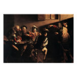 Caravaggio The Calling Of Saint Matthew Posters