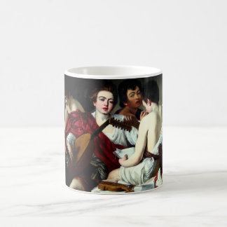 Caravaggio The Musicians Mug