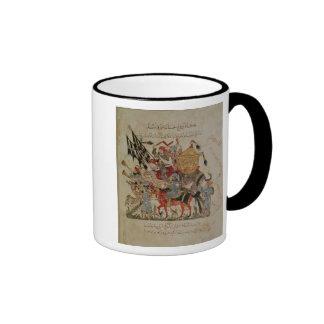 Caravan going to Mecca Coffee Mug