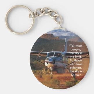 Caravan Key Ring