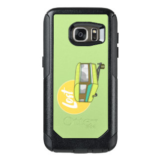 Caravan Lost Retro Camper OtterBox Samsung Galaxy S7 Case