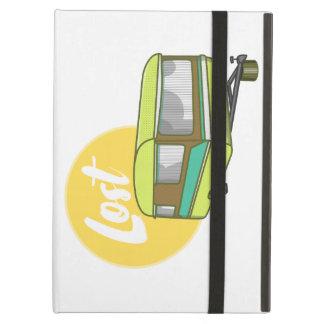 Caravan Lost Retro Seventies Style iPad Air Case