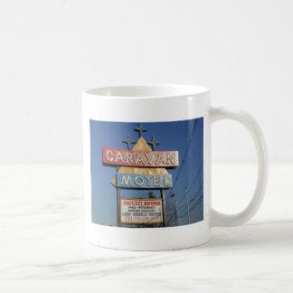 Caravan Motel, Niagara Falls, NY Coffee Mugs