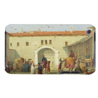 Caravanserai at Mylasa, Turkey, 1845 (oil on panel iPod Touch Cover