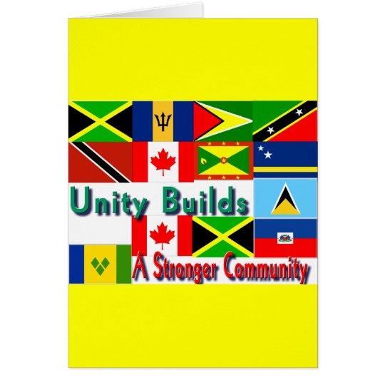 Carbbean-canada unity card