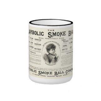 Carbolic Smoke Ball Coffee Mug
