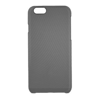 Carbon Clear iPhone 6/6S Case
