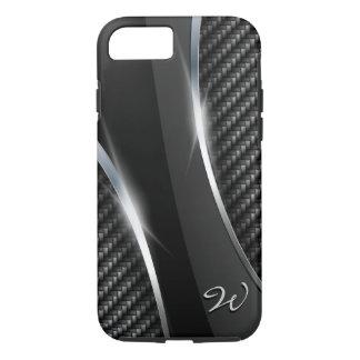 Carbon Fiber 3 iPhone 7 Case