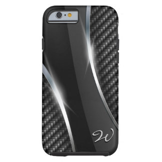 Carbon Fiber 3 Tough iPhone 6 Case