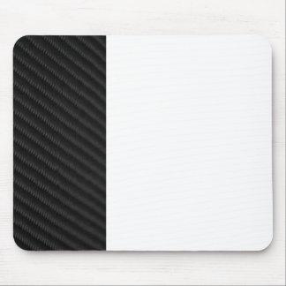 Carbon Fiber Accented Mouse Mat