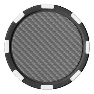 Carbon Fiber Any color Poker Chips