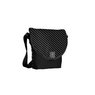 Carbon Fiber Bag Courier Bags