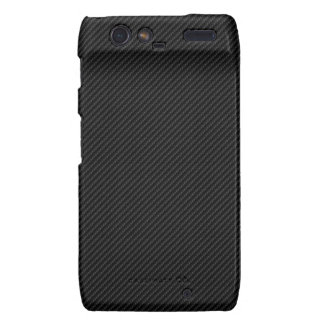 Carbon Fiber Droid RAZR Cover