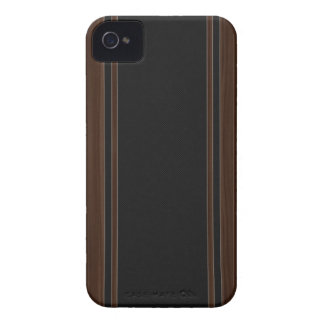 Carbon Fiber & Dark Wood iPhone 4 Case