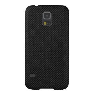 Carbon Fiber Galaxy S5 Cover