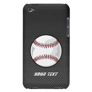 Carbon Fiber look Baseball Case-Mate iPod Touch Case