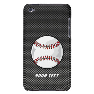 Carbon Fiber look Baseball iPod Touch Case-Mate Case