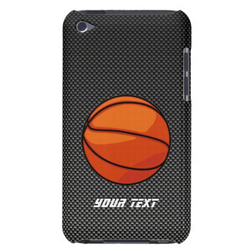 Carbon Fiber look Basketball Case-Mate iPod Touch Case