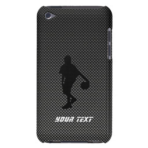 Carbon Fiber look Basketball Player Case-Mate iPod Touch Case