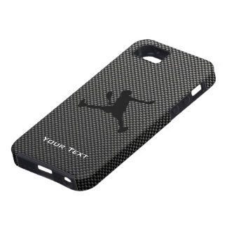 Carbon Fiber look Tennis Tough iPhone 5 Case