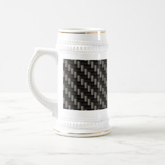 Carbon Fiber Material Beer Stein