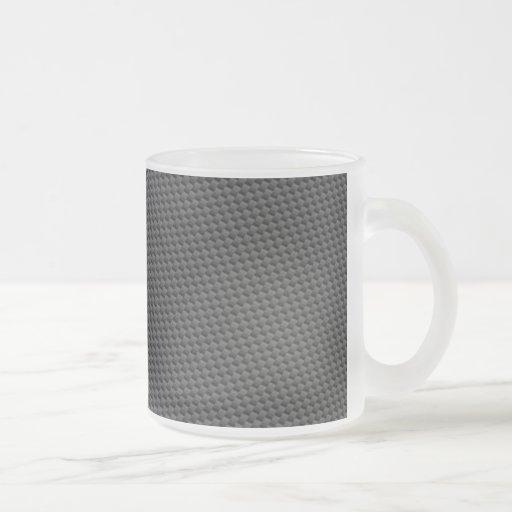 Carbon Fiber Material Coffee Mugs
